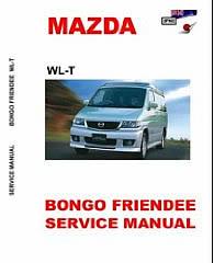 bongo service manual
