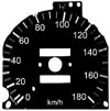 mph speedo converter