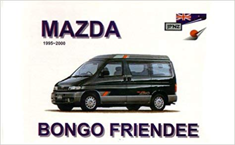 mazda bongo friendee 95 00 owners handbook mazda bongo campervan guide rh bongocamper com owner's manual mazda bongo mazda bongo owners manual download